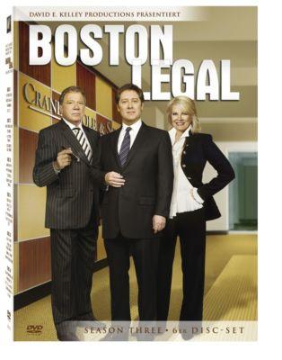 Boston Legal - Season 3, Diverse Interpreten