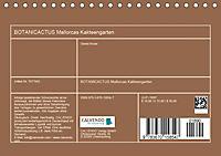 BOTANICACTUS Mallorcas Kakteengarten (Tischkalender 2019 DIN A5 quer) - Produktdetailbild 13