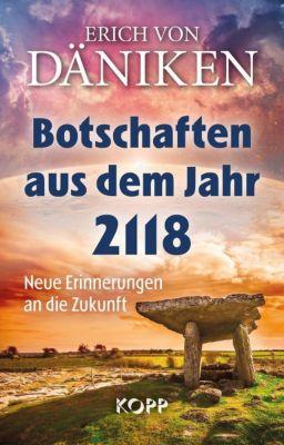 Botschaften aus dem Jahr 2118 - Erich von Däniken pdf epub