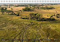 Botswana von oben (Tischkalender 2019 DIN A5 quer) - Produktdetailbild 7