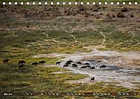 Botswana von oben (Tischkalender 2019 DIN A5 quer) - Produktdetailbild 5