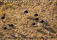 Botswana von oben (Tischkalender 2019 DIN A5 quer) - Produktdetailbild 9