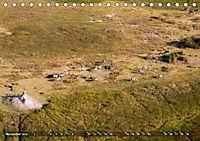 Botswana von oben (Tischkalender 2019 DIN A5 quer) - Produktdetailbild 11