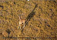 Botswana von oben (Wandkalender 2019 DIN A2 quer) - Produktdetailbild 10