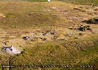 Botswana von oben (Wandkalender 2019 DIN A2 quer) - Produktdetailbild 2