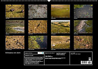 Botswana von oben (Wandkalender 2019 DIN A2 quer) - Produktdetailbild 3