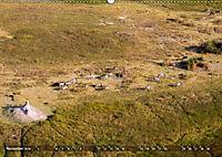 Botswana von oben (Wandkalender 2019 DIN A2 quer) - Produktdetailbild 11