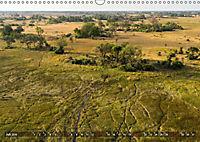 Botswana von oben (Wandkalender 2019 DIN A3 quer) - Produktdetailbild 3