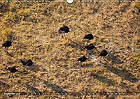 Botswana von oben (Wandkalender 2019 DIN A3 quer) - Produktdetailbild 9