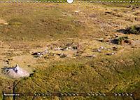 Botswana von oben (Wandkalender 2019 DIN A3 quer) - Produktdetailbild 11