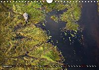 Botswana von oben (Wandkalender 2019 DIN A4 quer) - Produktdetailbild 10