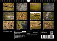 Botswana von oben (Wandkalender 2019 DIN A4 quer) - Produktdetailbild 13