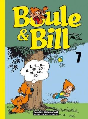 Boule & Bill, Jean Roba
