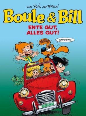 Boule und Bill, Jean Roba, Laurent Verron