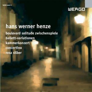 Boulevard Solitude Zwischenspiele/Ballett-Variat, Matthias Perl, Christopher Tainton