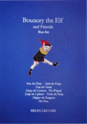Bouncey the Elf and Friends, Brian Leo Lee