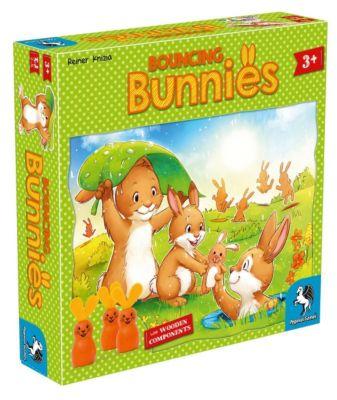 Bouncing Bunnies (Kinderspiel), Reiner Knizia