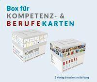 Box für Kompetenz- und Berufekarten