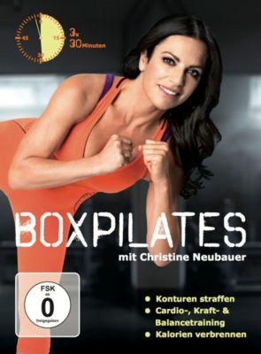Box-Pilates mit Christine Neubauer