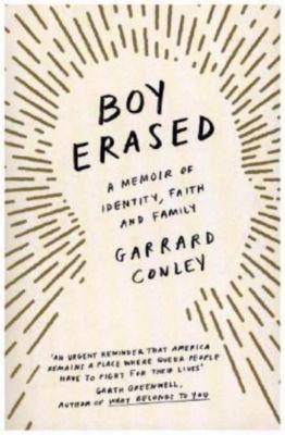 Boy Erased, Garrard Conley