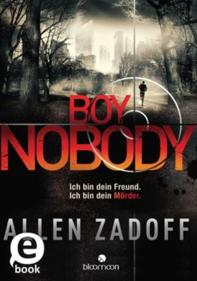 Boy Nobody, Allen Zadoff