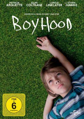 Boyhood, Patricia Arquette,Ellar Coltrane Ethan Hawke