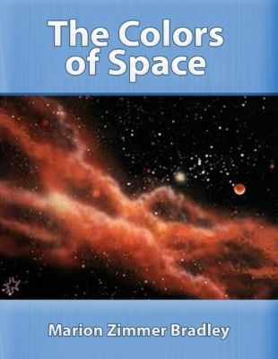 Bradley, M: Colors of Space, Marion Zimmer Bradley