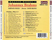 Brahms Chorwerke - Produktdetailbild 1
