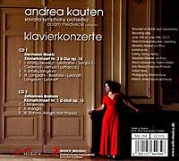 Brahms: Klavierkonzert 1 & Goetz: Piano Concer - Produktdetailbild 1