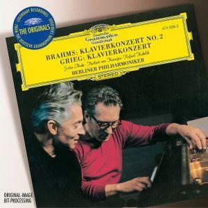 Brahms: Piano Concerto No. 2 / Grieg: Piano Concerto, Anda, Karajan, Kubelik, Bp