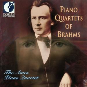 Brahms Piano Quartets, Ames Piano Quartet