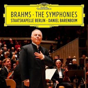 Brahms: Symphonies, Daniel Barenboim, Staatskapelle Berlin