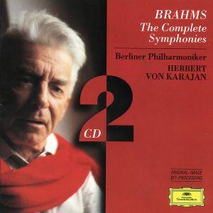 Brahms: Symphonies Nos.1 & 3, Herbert von Karajan, Bp