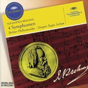 Brahms: Symphonies Nos.1 & 3, Eugen Jochum, Bp