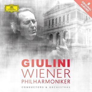 Brahms: Symphony No. 1 in C Minor, Op. 68, Carlo Maria Giulini, Wiener Philharmoniker