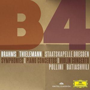 Brahms: Symphony No.1, Tragic Overture, Johannes Brahms
