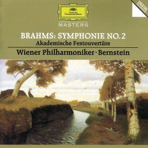 Brahms: Symphony No.2 In D Major, Op. 73, Leonard Bernstein, Wp