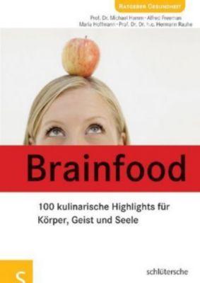 Brainfood, Michael Hamm, Alfred Freemann, Hermann Rauhe, Maria Hoffmann