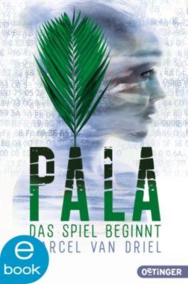 Braingame-Trilogie: Pala - Das Spiel beginnt, Marcel van Driel