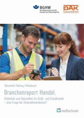 Branchenreport Handel, Jörg Marschall, Hans-Dieter Nolting, Susanne Hildebrandt