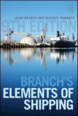 Branch's Elements of Shipping, Alan Edward Branch, Michael Robarts