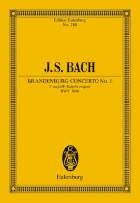 Brandenburg Concerto No. 1 F major, Johann Sebastian Bach