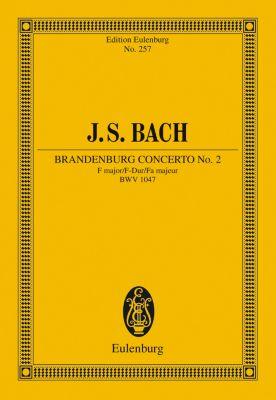 Brandenburg Concerto No. 2 F major, Johann Sebastian Bach