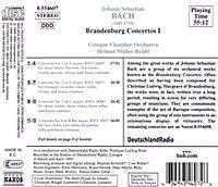 Brandenburg Konzerte I - Produktdetailbild 1