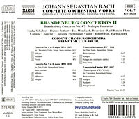 Brandenburg.Konzerte Ii - Produktdetailbild 1