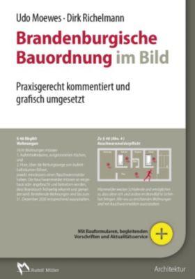 Brandenburgische Bauordnung im Bild - E-Book (PDF), Dirk Richelmann, Udo Moewes