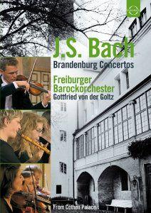 Brandenburgische Konzerte, Freiburger Barockorchester
