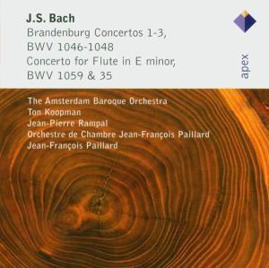 Brandenburgische Konzerte 1-3, Jean-Francois Paillard, Ocjfp