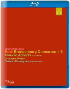 Brandenburgische Konzerte 1-6, Abbado, Carmignola, Orchestra Mozart