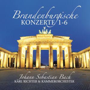 Brandenburgische Konzerte 1-6, Johann Sebastian Bach